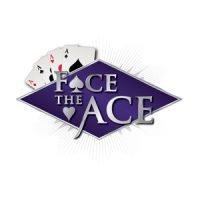 Custom Logo Design - Face the Ace