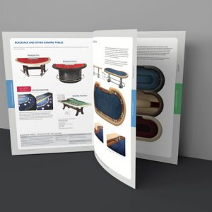 Multipage Catalog Design