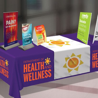 Banner Displays for Medical Industry