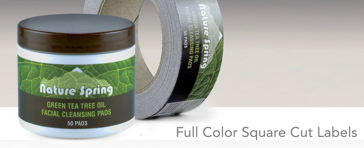 Full Color Labels