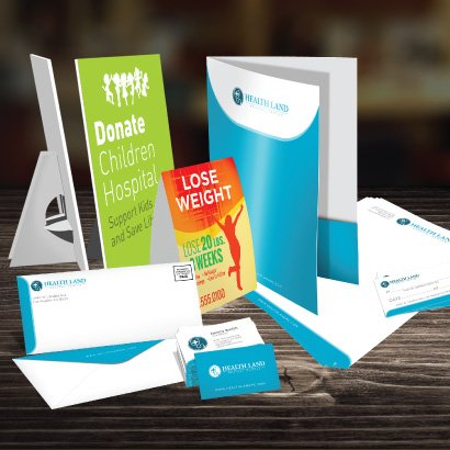 Stationery Printing for Healthcare companies