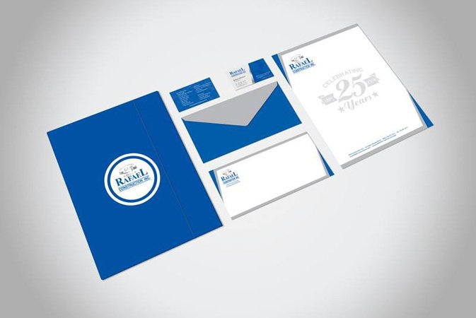 Dealership stationery