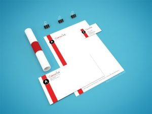 Las Vegas Stationery Design (letterheads, envelopes, folders, business cards)
