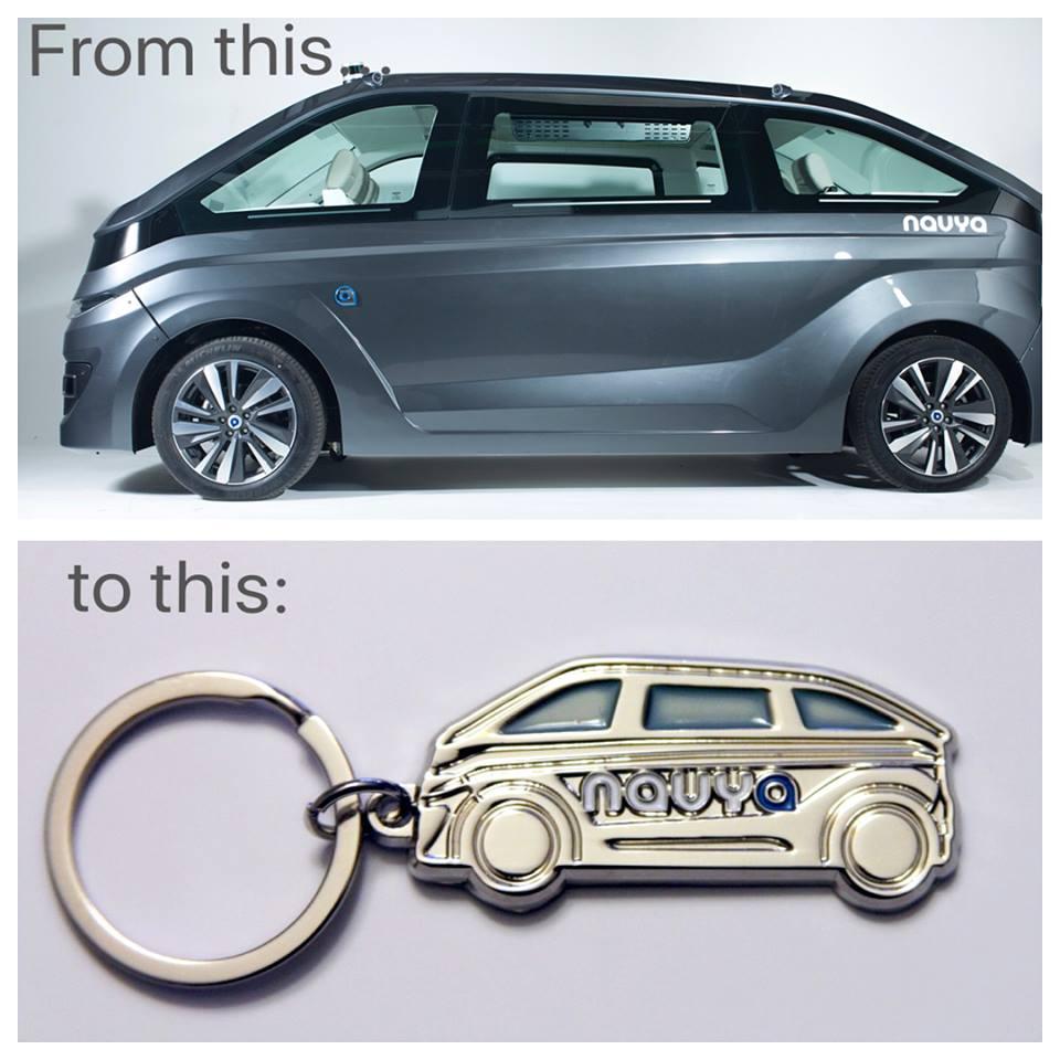 Custom Promo Keychains