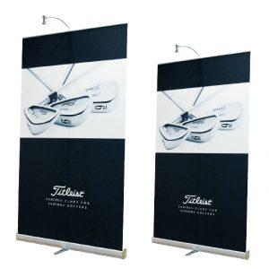 Retractable Banner Stands