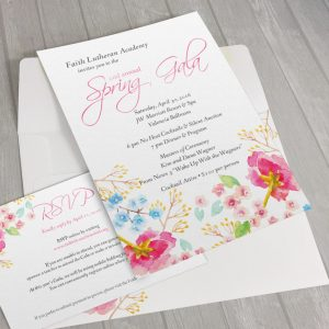 Las Vegas invitation design company