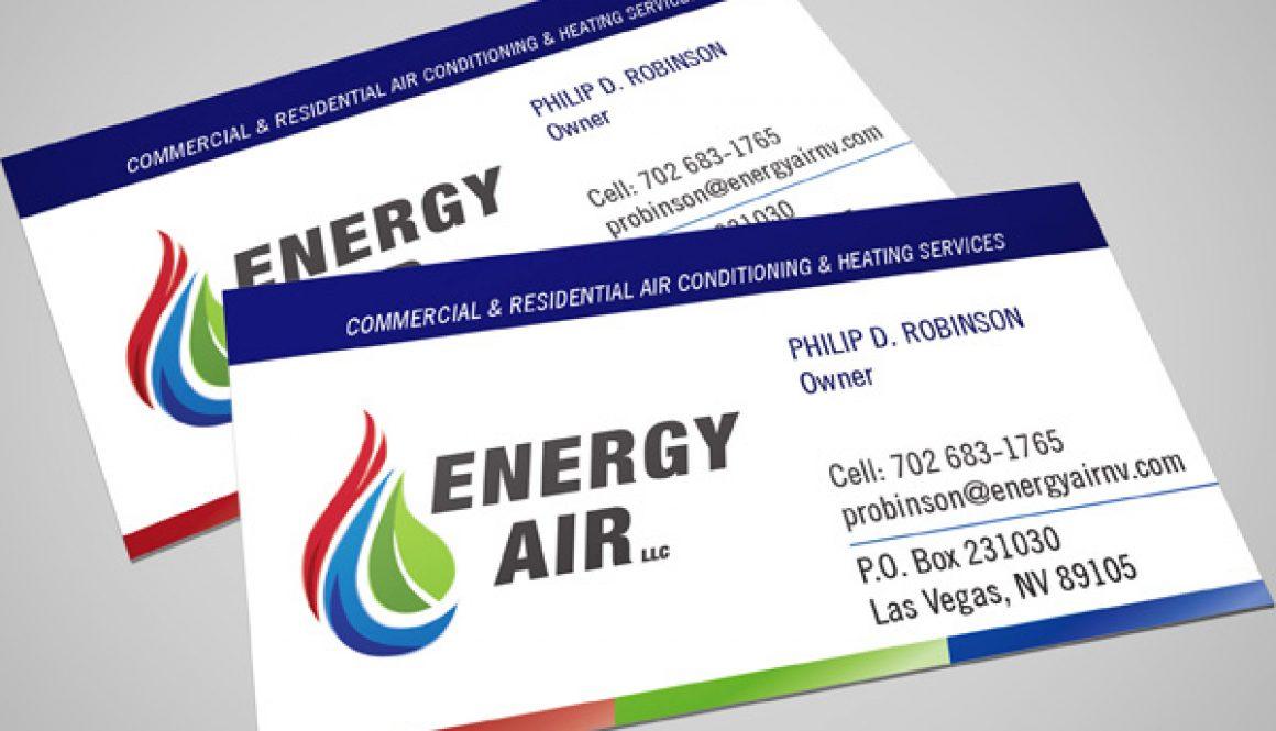 Las Vegas Business Card designer