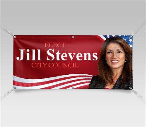 Las Vegas Political Banner Printing