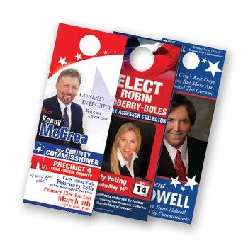 Las Vegas Political Campaign Door Hangers