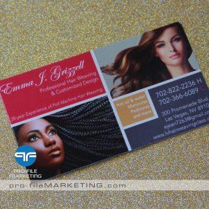 Las Vegas Business Card Printing