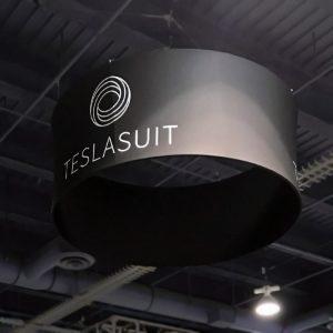 Las-Vegas Trade Show Hanging Sign Company