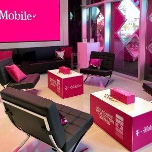 Las Vegas trade show furniture rental