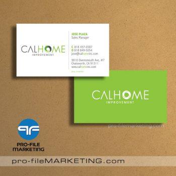 Las Vegas Business Card Design and Print