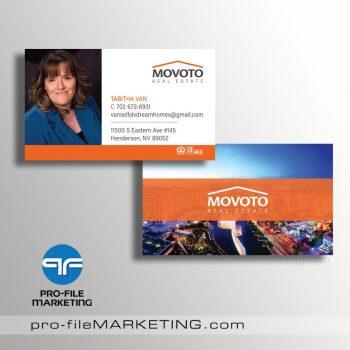 Las Vegas Business Card Design and Printing