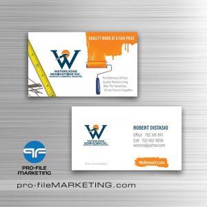business cards las vegas