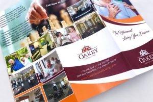 Las Vegas brochure design and printing