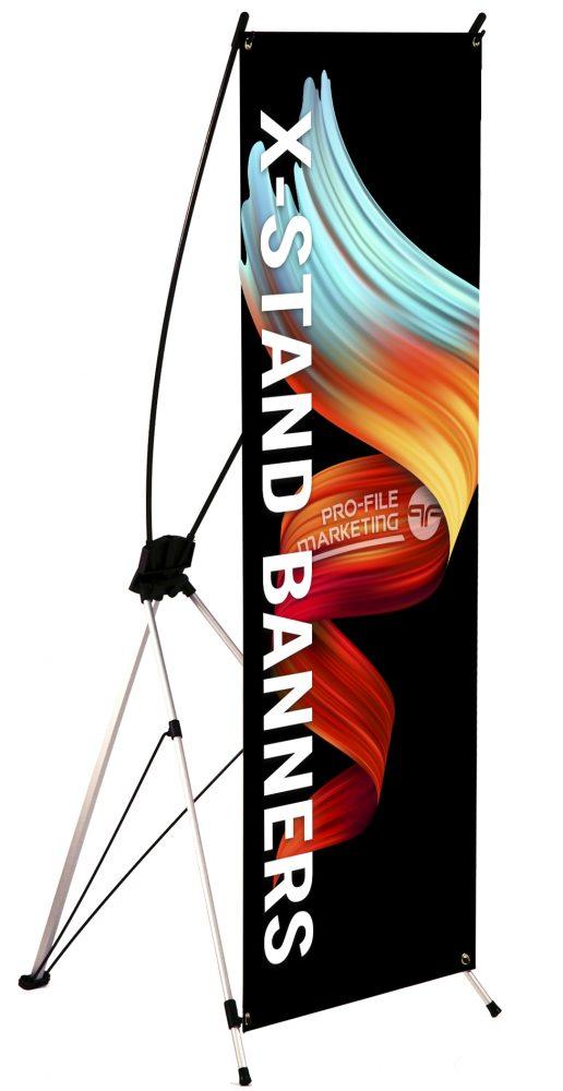 Las Vegas x-banner stand