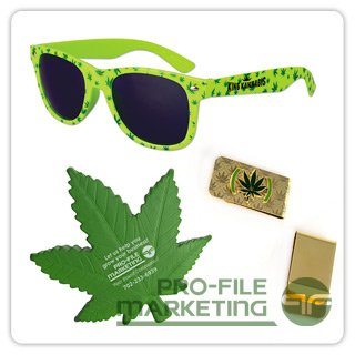 Cannabis Promotional Products