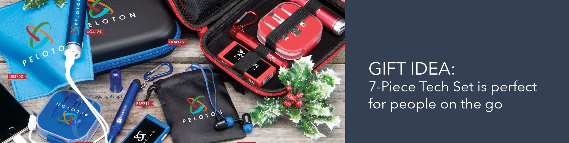 Corporate Holiday Gift Tech Kit